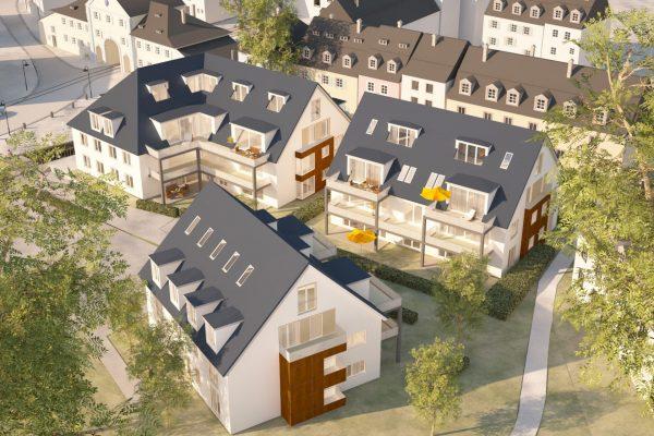 Hirschstrasse Visualisierung