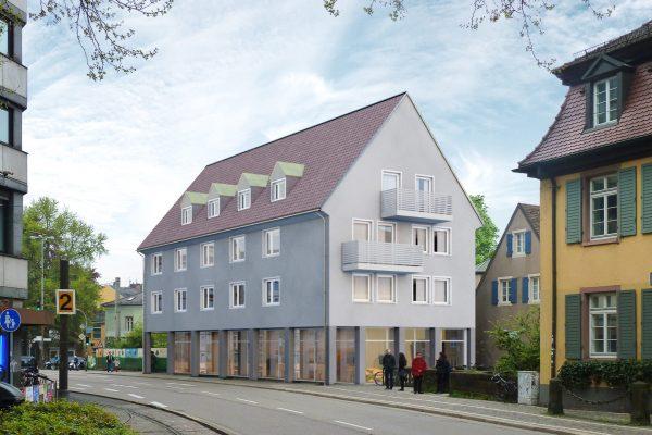 Greiffenegg Wohn- und Geschäftshaus