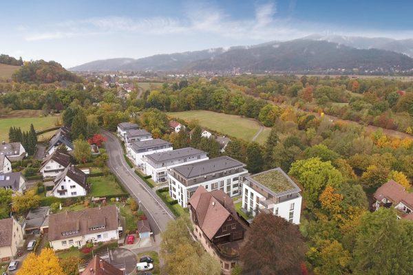 Wohnsiedlung 3 Freiburg