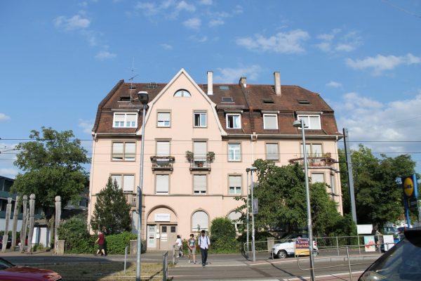 Freiburg Habsburgerstraße
