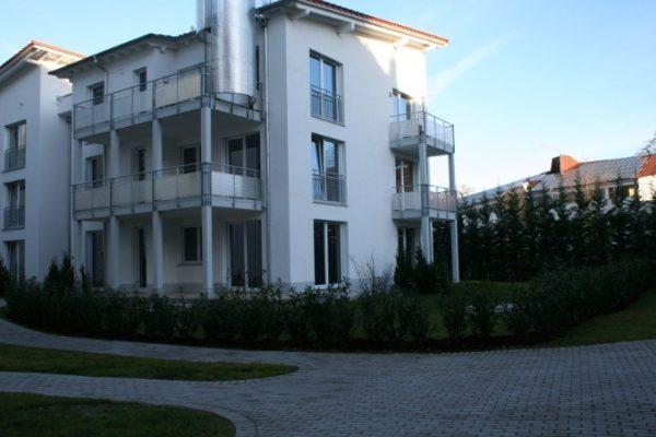 Bayerstraße Neubau